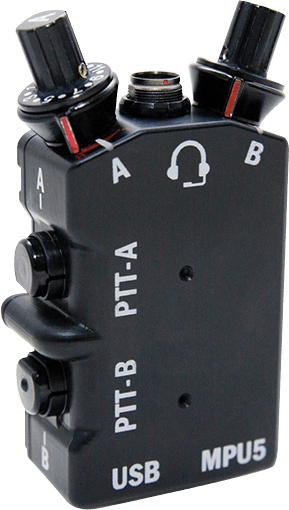 Wave Relay® Dual PTT